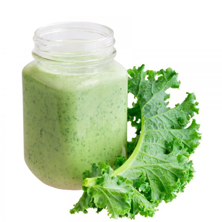 Green Kefir Smoothie Recipe