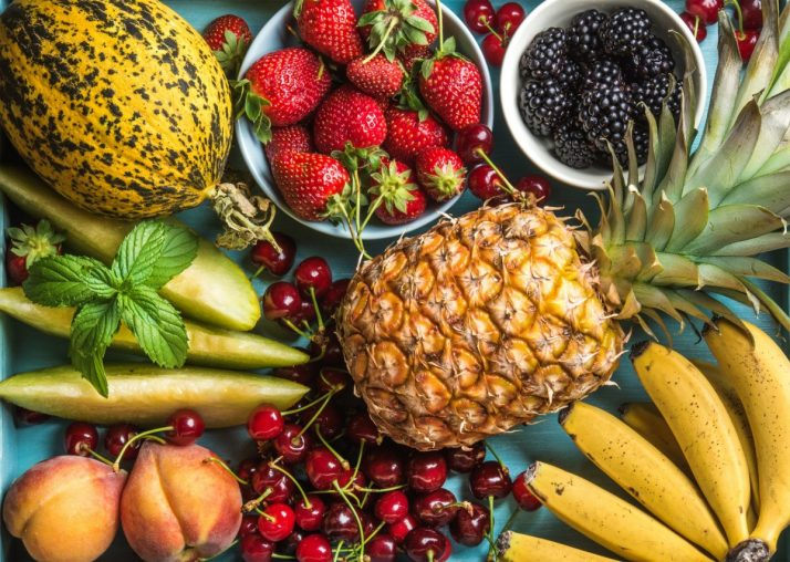 Guide To Fruit: Facts, Benefits, Tutorials, Recipes & Videos; Healthy summer fruit variety