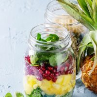 Mouthwatering Salad In A Jar Recipes: 20 Mason Jar Recipes To Boost Your Energy