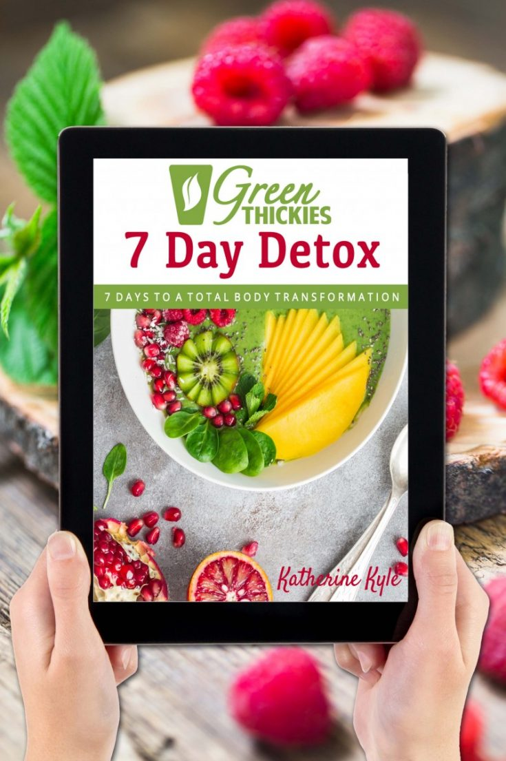 Green Thickies 7 Day Green Smoothie Detox eBook