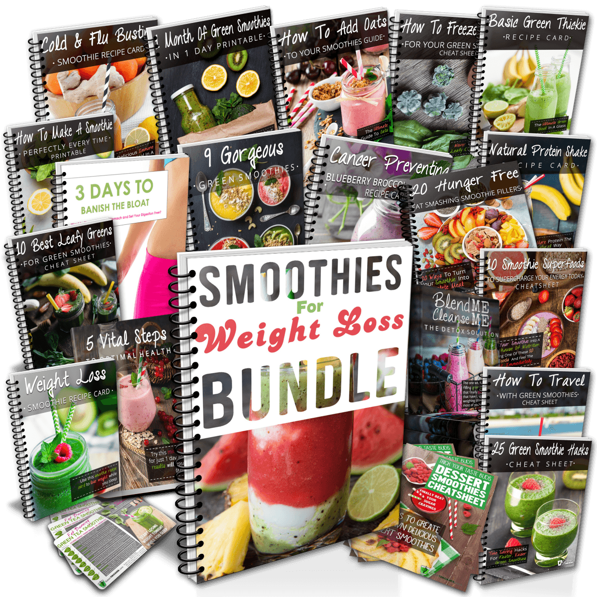 Smoothies For Weight Loss Bundle