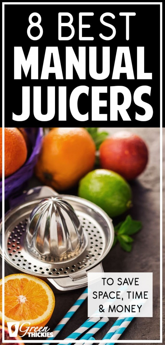 Here are the best Manual Juicers To Save Space, Time & Money.The perfect product for all healthy recipes that contain fruit juice, including lemon, lime, orange, pomegranate and grapefruit, a variety of designs, stainless steel, cast iron, and plastic.A hand juicer is a must in all homes and kitchens, including citrus press, juice extractor, wheatgrass juicer, masticating slow juicer, commercial grade hand press, citrus squeezer, juicer reamer, and manual rotary squeezer.#greenth...