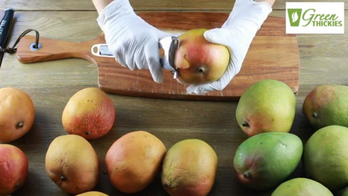 12 Ways To Cut A Mango