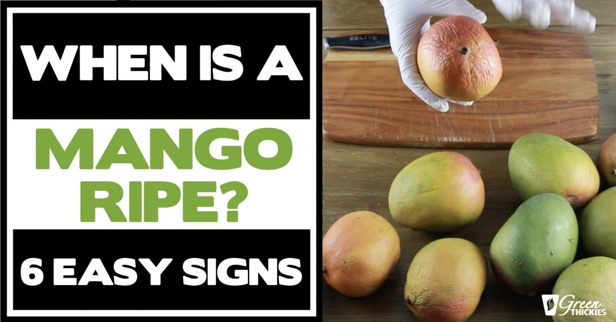 How To Ripen A Mango Faster (Or More Slowly)