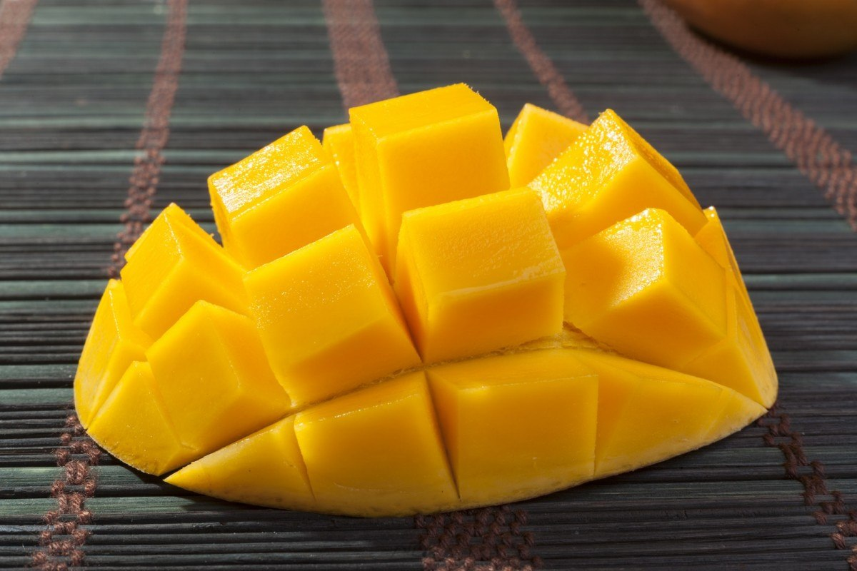 Mango on Dark