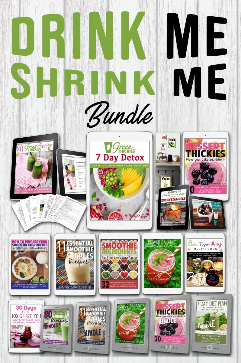 Drink Me Shrink Me Bundle