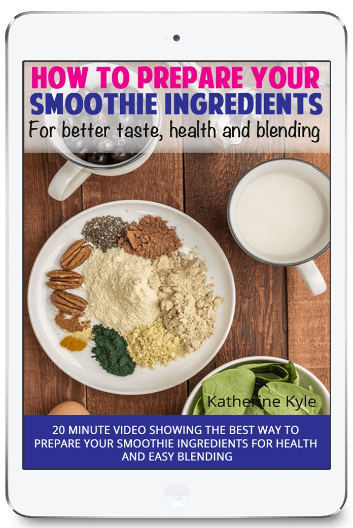 How To Prepare Your Smoothie Ingredients The Right Way Video