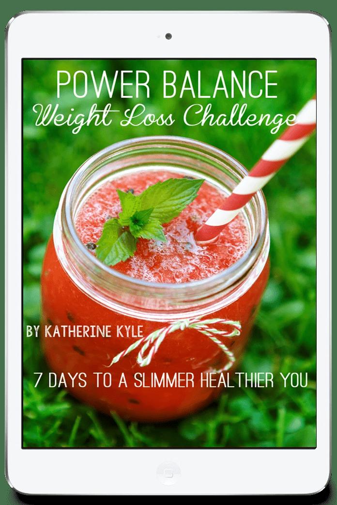 Power Balance Diet Challenge ebook