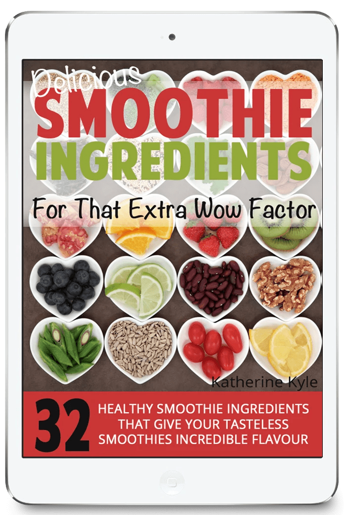 Smoothie Ingredients For The Extra Wow Factor ebook