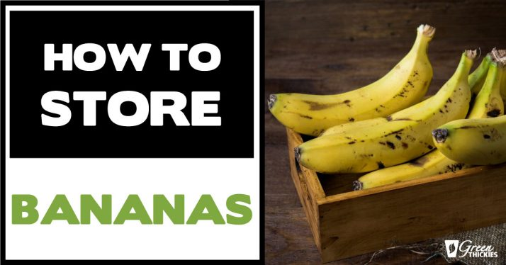How To Store Bananas (NOBODY TELLS YOU THIS)